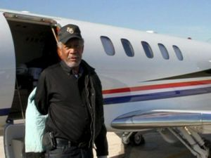 Morgan Freeman piloto