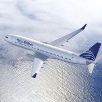 Auxiliar de Vuelo y Pilotos, Copa airlines